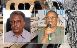 Two ex-MPs injured; 4 bodyguards killed in Mogadishu blast