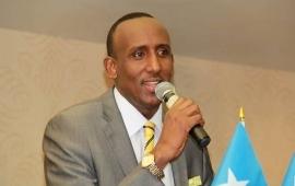 Musharax Mustaf Dhuxulow oo maalintii 2aad ku xiran Somaliland