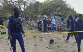 Five killed in two explosions in Somalia