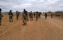 Al-Shabaab 'losing ground' to allied forces in Somalia