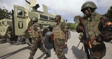 Al-Shabaab ambushes AU convoy, 1 UPDF soldier dead