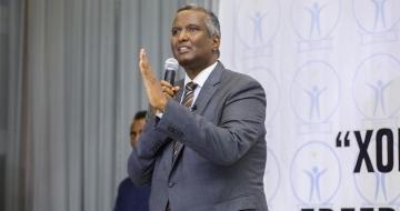 CC Warsame:Waa xilligii la iska qaban lahaa Kali-talis Farmaajo