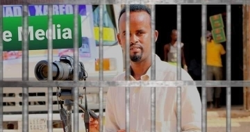 Somali journalist detained in undisclosed location without charges