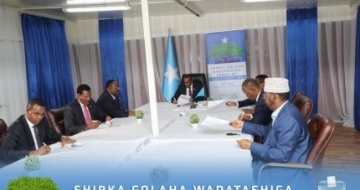 Somali PM, regional leaders discuss election challenges