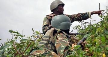 Al-Shabaab fires mortar shells at AU base in Somalia