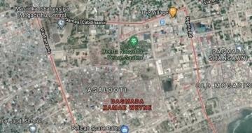 U.S. airstrike on Somalia kills 5 Al-Shabaab members