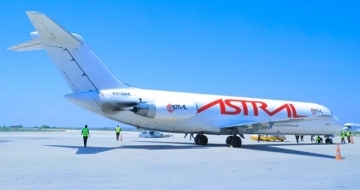 Somalia bans Kenyan cargo plane from the country's airspace