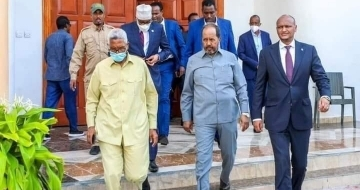 Somali opposition begin mediation over poll dispute at PM request