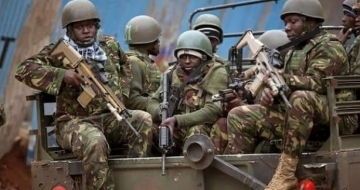 At least 14 Kenyan soldiers killed in Al-Shabaab attack