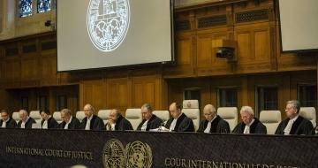 ICJ oo dhageysanaysa Kiiska Badda