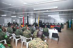 Askarta Uganda oo la abaal mariyay [Biladda dalxiiska]