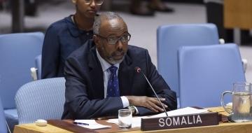 Abuukar Baalle: UNSOM way xaqirtaa horumarka Soomaaliya
