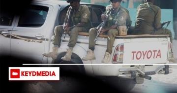 DFS oo Muqdisho kusoo deysay dhar cad oo u qaab eg Al-Shabaab