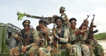 Somali forces dislodge militants from key areas