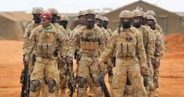 Heavy fighting in central Somalia leaves 25 militants dead