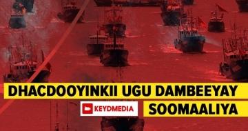 Dhacdooyinka Todobaadka ee Soomaaliya