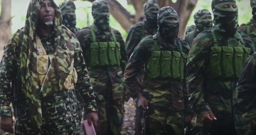 Top Al-Shabab leader appears in video after report of killing