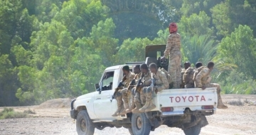 Puntland forces kill terrorists during offensive