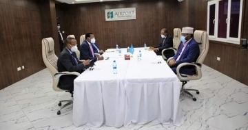 Somali regional leaders hold meeting amid poll crisis