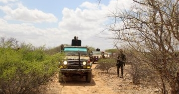 Somali troops 'retake' key areas from Al-Shabaab