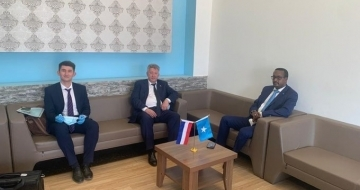 Farmajo seeks help from Russia after U.S. threatened sanctions