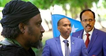 Afhayeenka Al-Shabaab oo ka hadlay kala diristii xukuumadda Kheyre.