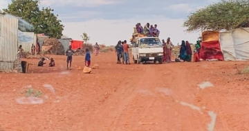 Galmudug conflict displaces over 100,000 people, says UN