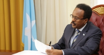 Farmajo gives assent to bill giving capital 13 seats in Senate