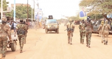 Allied troops retake Guri'el town from ASWJ after offensive