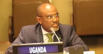 Diblomaasi beeniyay in Ciidanka Uganda dileen 189 Al-Shabaab ah