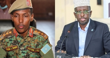 Ex-president asks SNA chief to keep troops out of politics