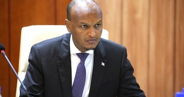 Somalia will not share resources in disputed sea with Kenya - Guled