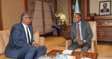 Somalia PM begins efforts to end deadlock over election process