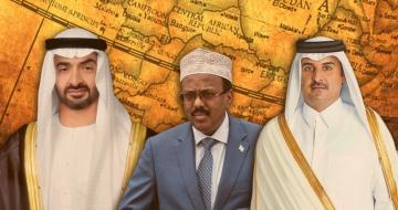 Loolanka Qatar iyo UAE ee doorashooyinka Soomaaliya oo xoogeystay