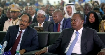 Somalia restores diplomatic ties with Kenya through Qatar mediation