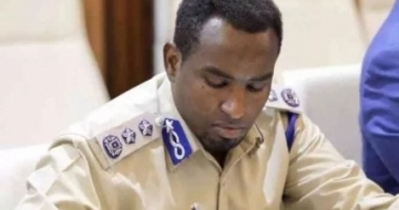 Mogadishu police chief fired for suspending house sitting