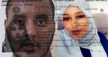 Kiiska dilka Ikraan Tahliil waxuu ku cadaadey Fahad Yaasiin