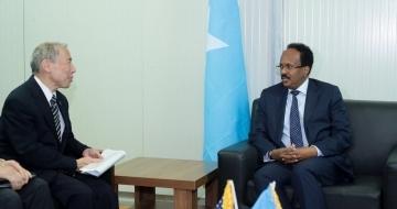 U.S. continue to put pressure on Somalia leaders over election