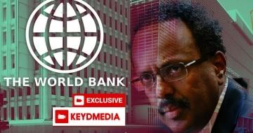 Farmaajo oo xanibay Lacag World Bank siiyay Maamullada