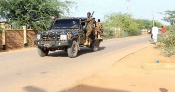 Kenyan soldiers killed in a cross-border attack by Al-Shabaab
