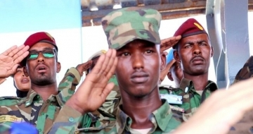 Ma jirto cid buuxin karta kaalinta Mareykanka ee dagaalka Al-Shabaab