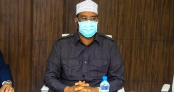 Jubaland leader unveils cabinet dominated by his clan