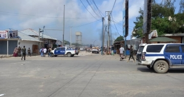 At least five people killed in Mogadishu suicide attack