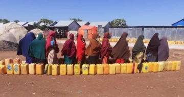 Gedo region faces severe water crisis as drought looms