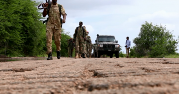 Fresh clashes erupt in central Somalia