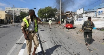 Suicide bomber hits military training camp in Somalia