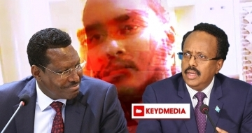 Fahad Yasin holds a secret meeting with Galmudug president