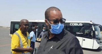 Ex-NISA chief arrives in Mogadishu as he faces murder charges