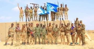 Somali army retakes Al-Shabaab-held town as fresh offensive rages