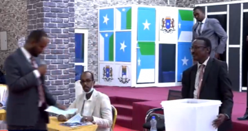 Somalia begins long-delayed parliamentary election